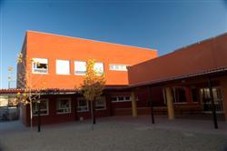 vista colegio josé iturzaeta de rivas vaciamadrid
